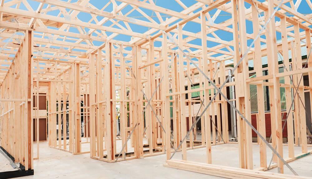 Timber Frames for Buildings