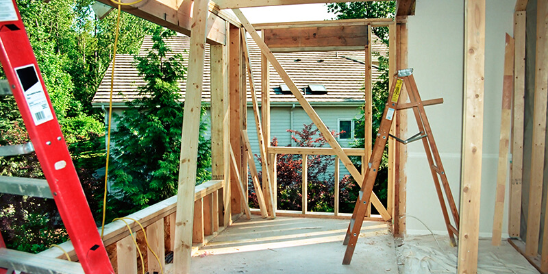 House Extension Beams